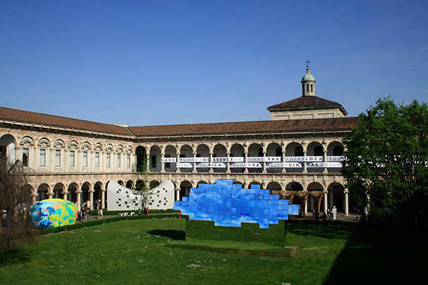 U_CLOUD #fuorisalone
