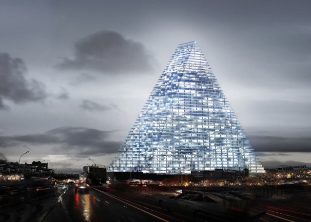Tour Triangle by Herzog & de Meuron approved