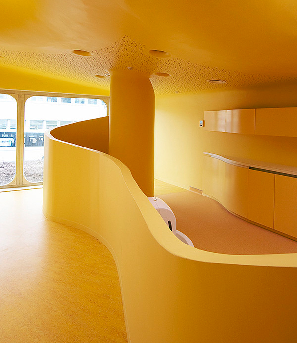 Childcare Facilities in Boulay by Paul Le Quernec are not intended for children but babies