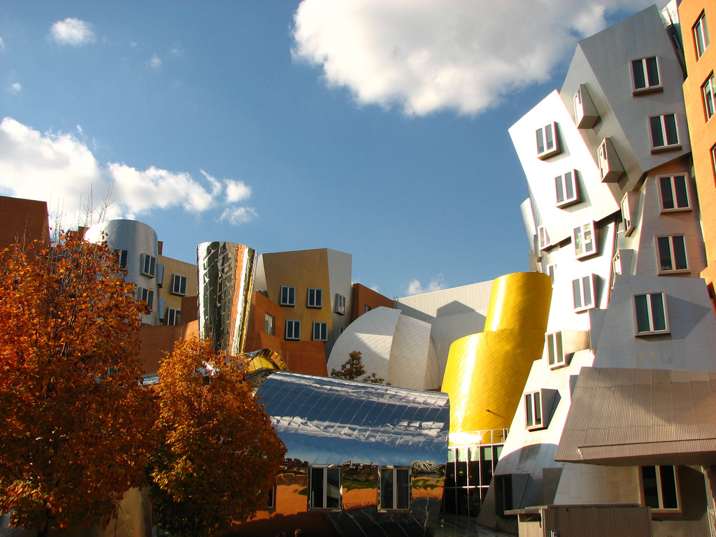 Stata Center, Frank O. Gehry | ph. Sebastián Pamos