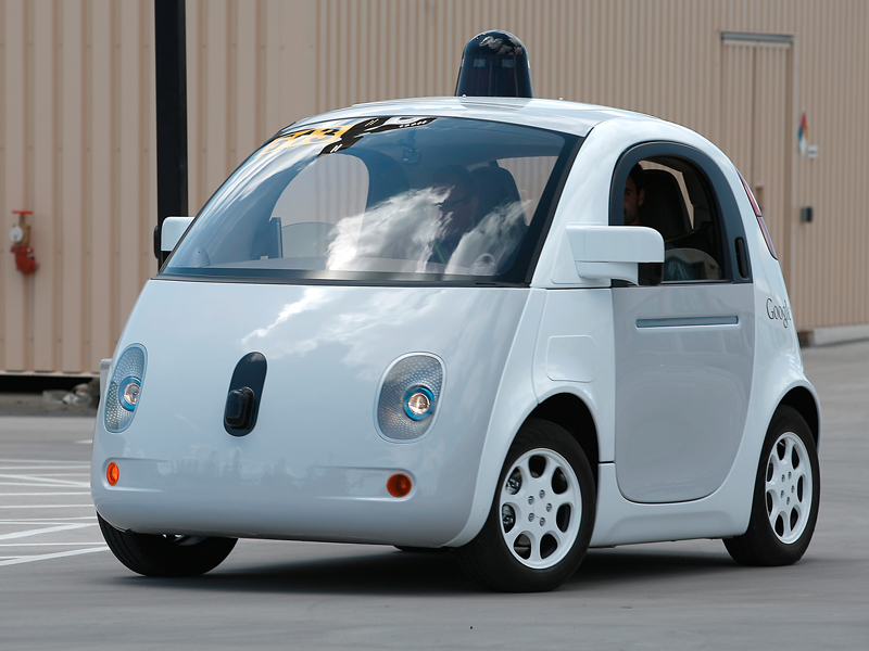 20 dollari all'ora per (non) guidare la Google Car