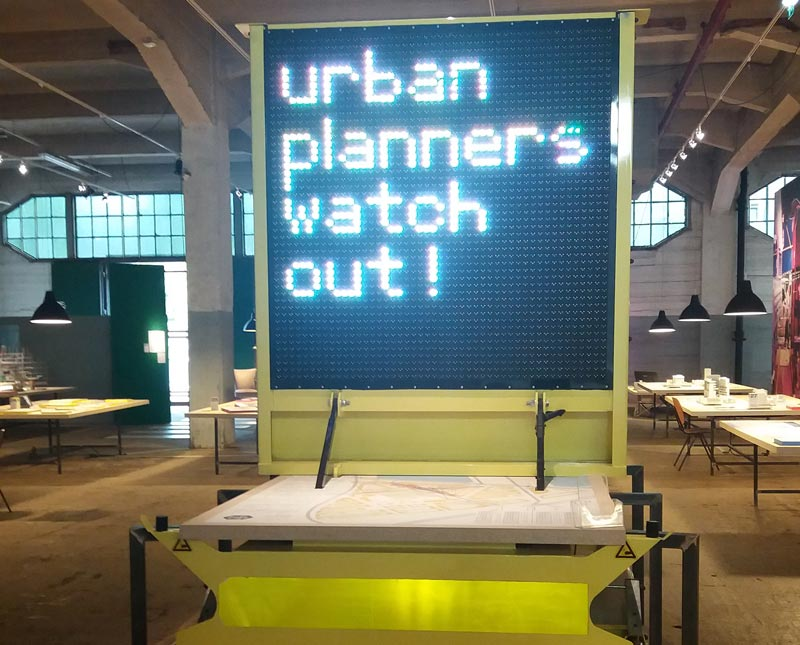 La Biennale di Architettura di Rotterdam: Urban planners, watch out!