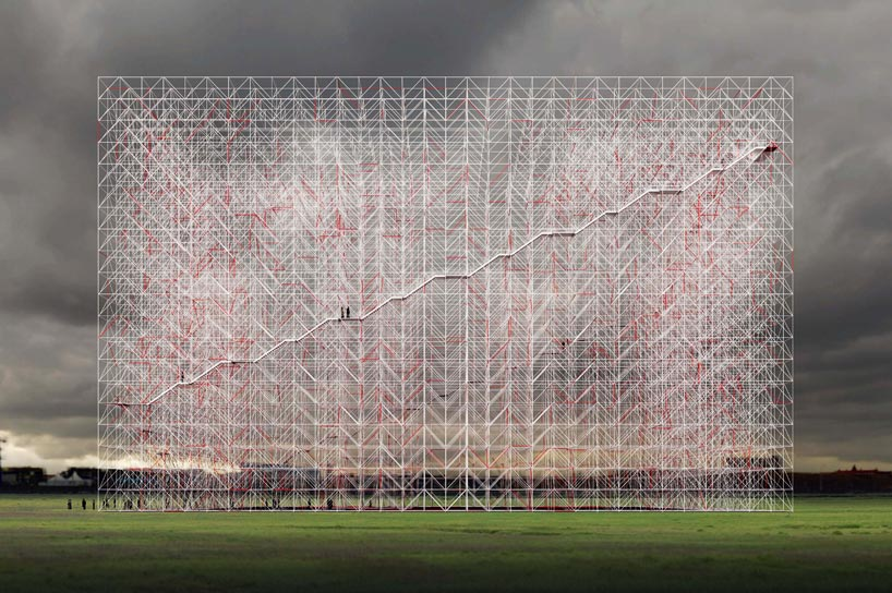Guillaume Mazars Architecture rivela l?essenza del non costruito